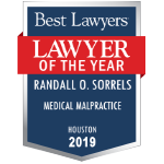 Randy Medical Malpractice best lawyer 2019-150