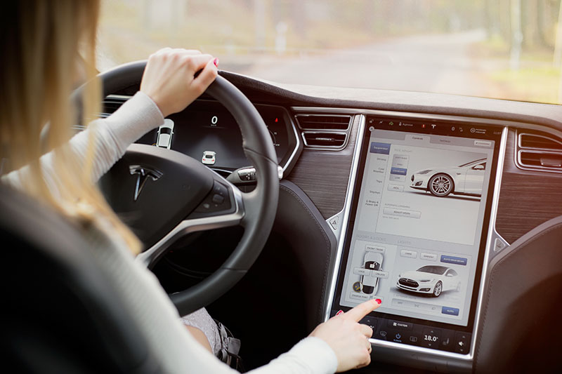 A federal agency has ordered Tesla to turn over Autopilot data